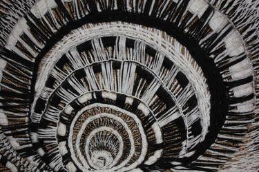 Ungezählte Stickerei - Kreatives Sticken Beispiel 2